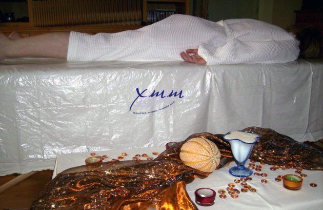 XMM masszázs - Dr Ganga Kvantum Natúr Kozmetikum